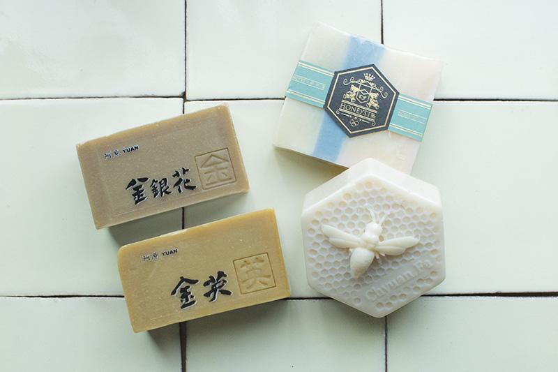 台湾 石鹸